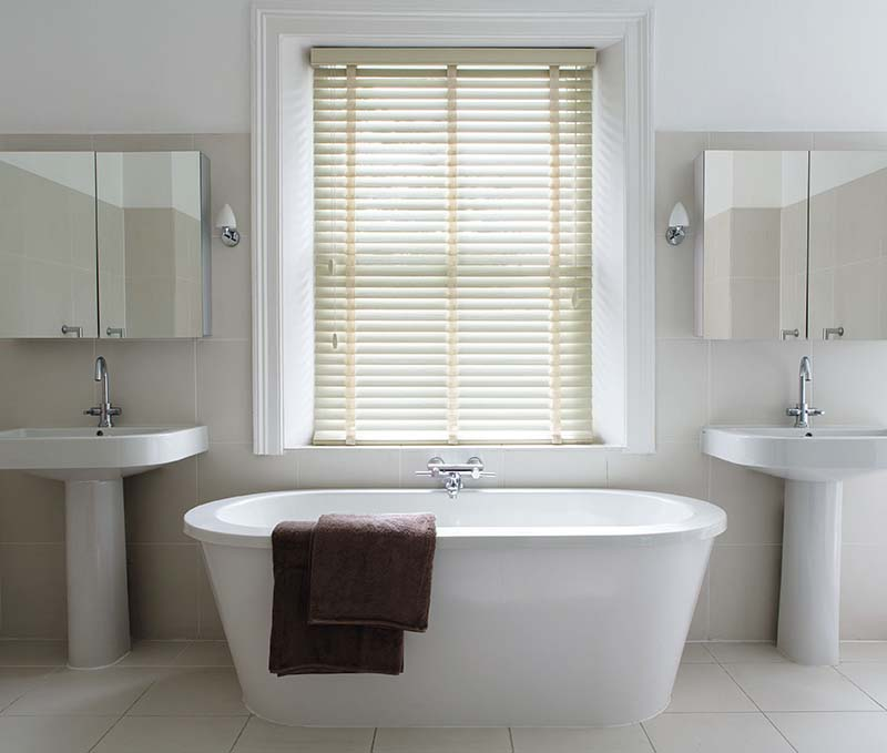 Wooden Venetian Blinds Barlow Blinds Inspiration Best Blinds For Bathroom