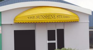 The sunshine studio awnings