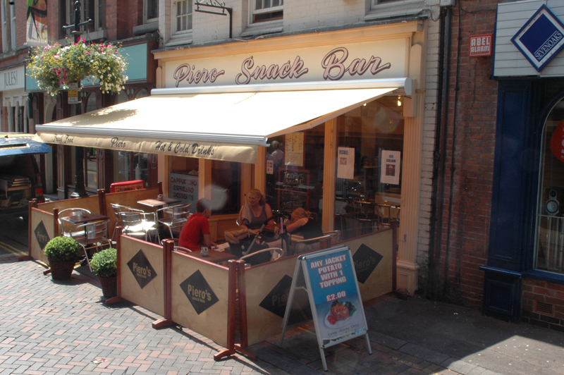 Awnings And Canopies Leicester