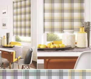 Highland roller blinds