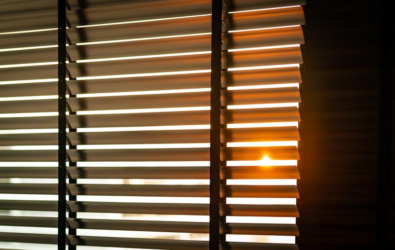 blinds venetian aluminium wooden sizing