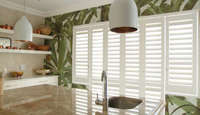 Kitchen Shutter Blinds